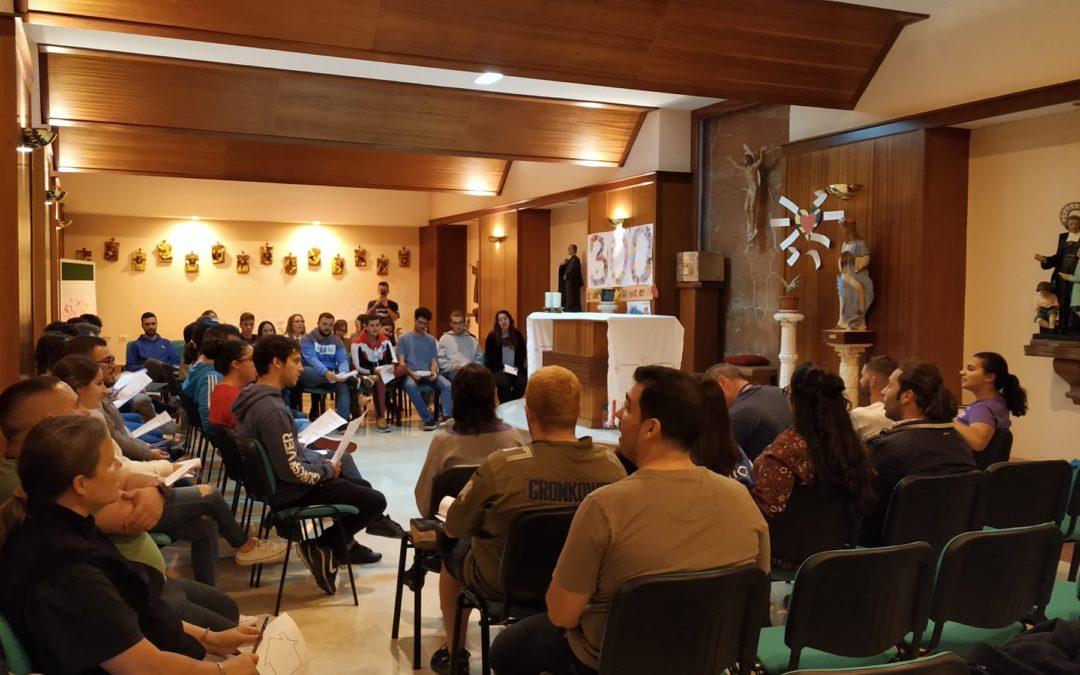 FORMACIÓN DE ANIMADORES DE GRUPOS CRISTIANOS DEL SECTOR MADRID