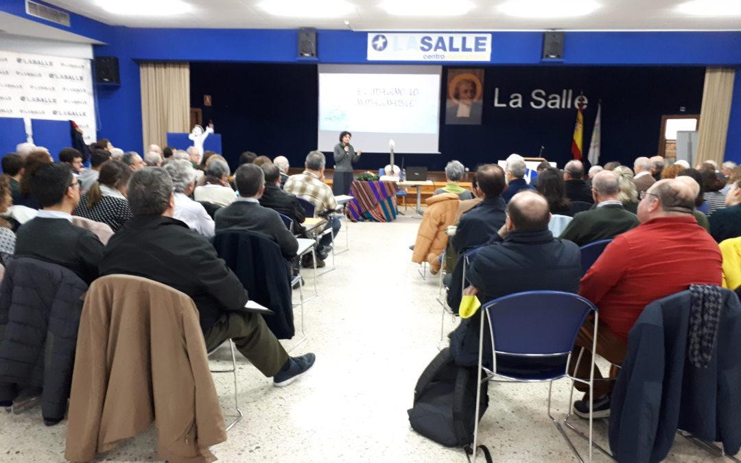 RETIRO DE ADVIENTO EN LA SALLE SECTOR MADRID