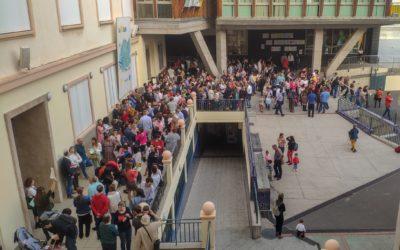JORNADAS DE PUERTAS ABIERTAS EN LA SALLE SAN ILDEFONSO