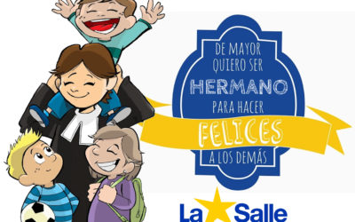 ORACIÓN EN LA COMUNIDAD DE HERMANOS DE INSTITUCIÓN LA SALLE POR LAS VOCACIONES
