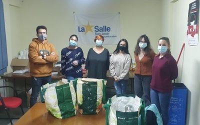 OBRA SOCIOEDUCATIVA: La Salle San José