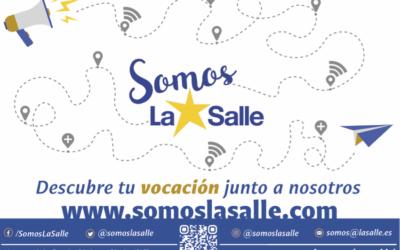 SomosLaSalle.com, un nuevo espacio para conocer la vocación lasaliana