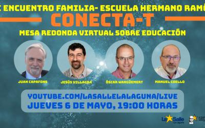 XI ENCUENTRO FAMILIA – ESCUELA HERMANO RAMÓN: CONECTA-T