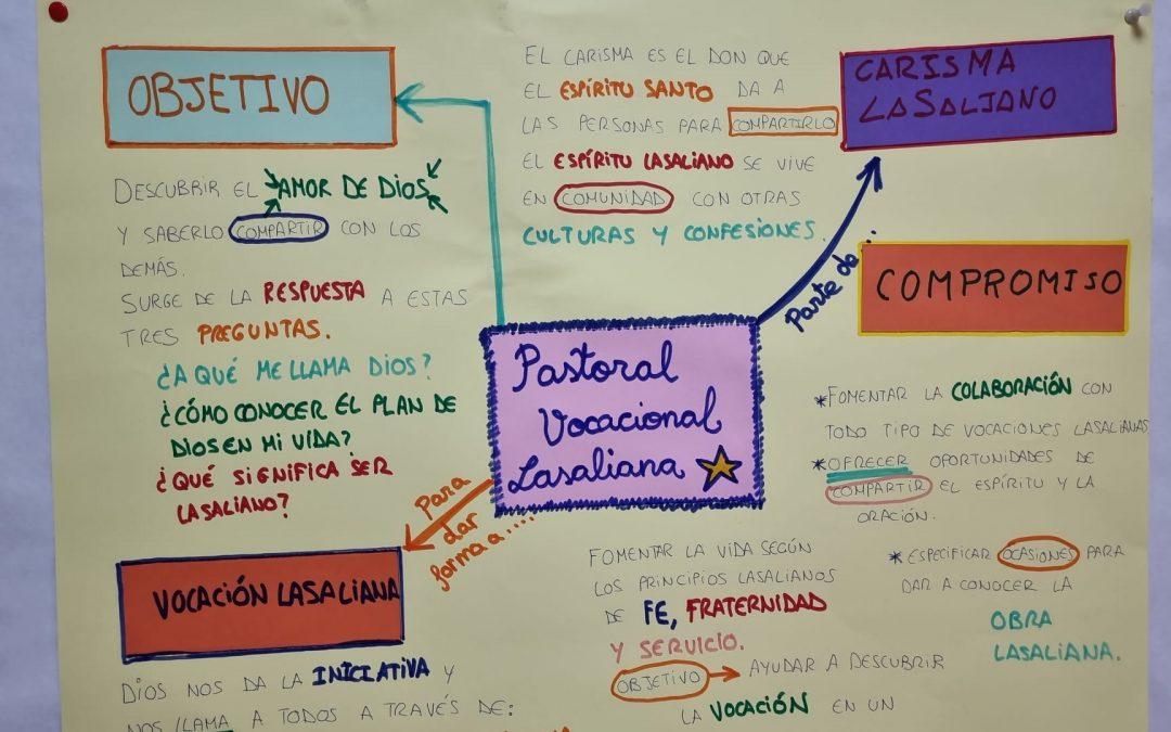 JORNADA DE CULTURA VOCACIONAL EN EL SECTOR MADRID